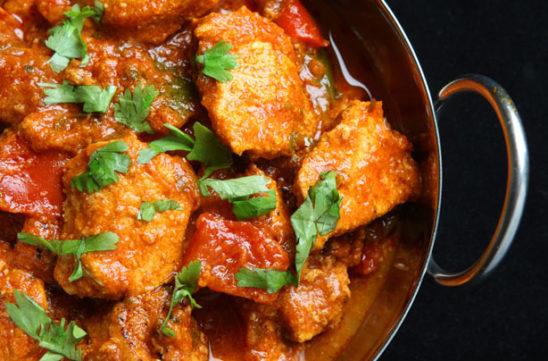 Chicken JalFrazi (Medium)