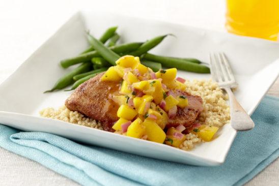 Mango Chicken (Mild)