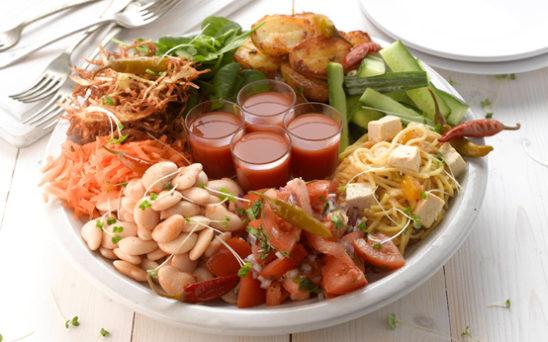 Vegetarian Platter (For 2)